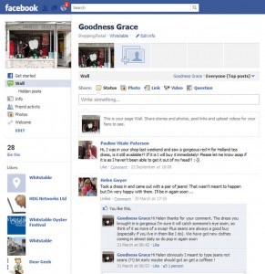 Facebook Pages for Business 1
