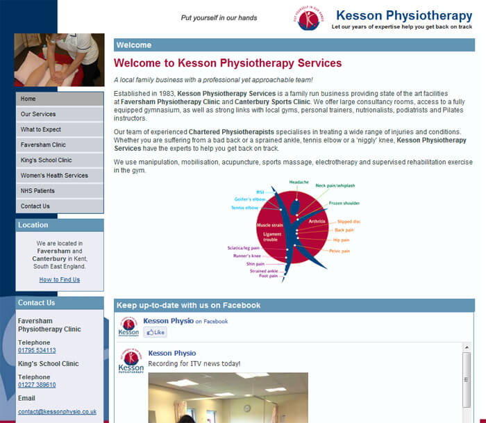 Kesson Physiotherapy