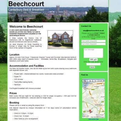 Beechcourt B&B