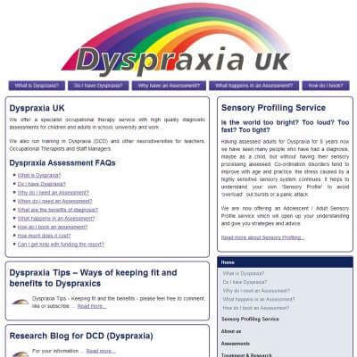 Dyspraxia UK