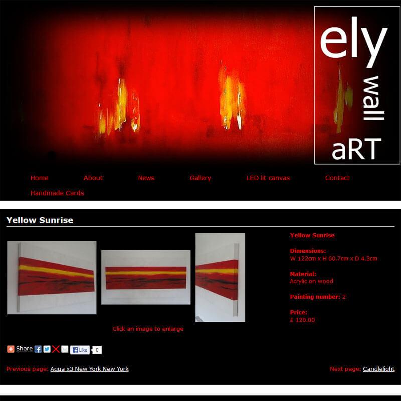 Ely Wall Art