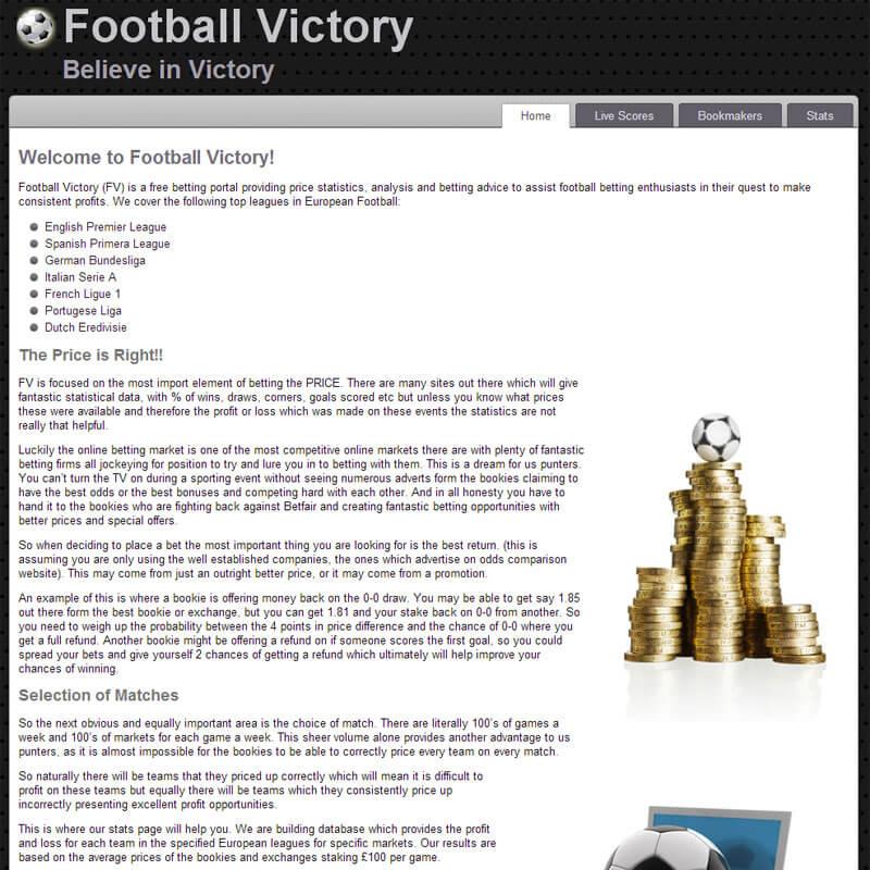 Football Victory