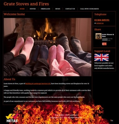 Grate Stoves & Fires