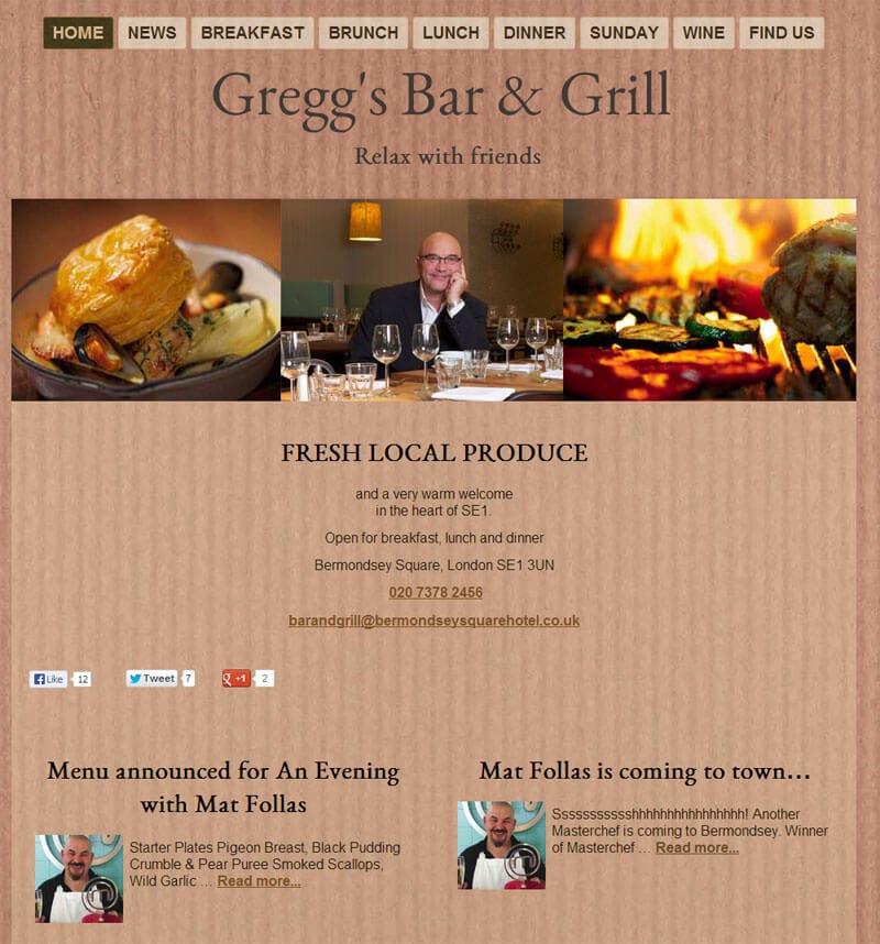 Gregg's Bar & Grill