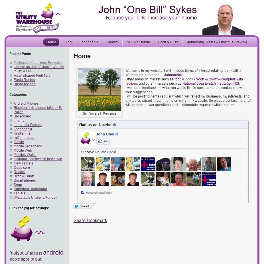 John One Bill