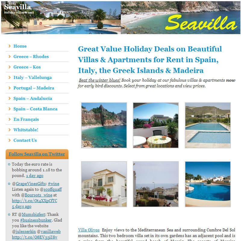 Seavilla