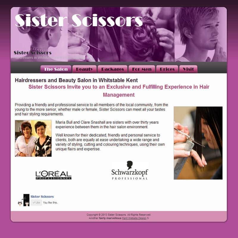 Sister Scissors