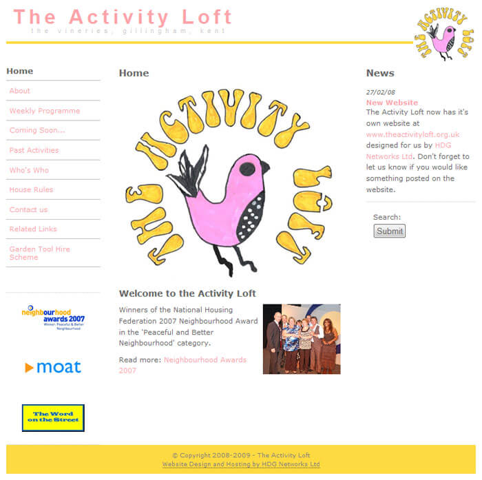 The Activity Loft