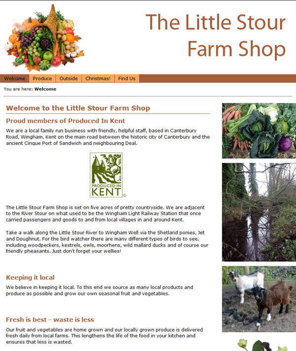 The Little Stour Farm Shop