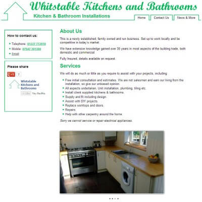 Whitstable Kitchens & Bathrooms