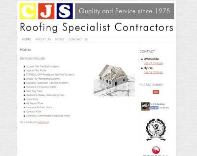 CJS Roofing
