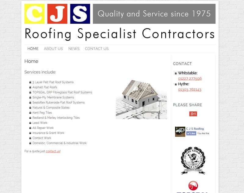 CJS Roofing