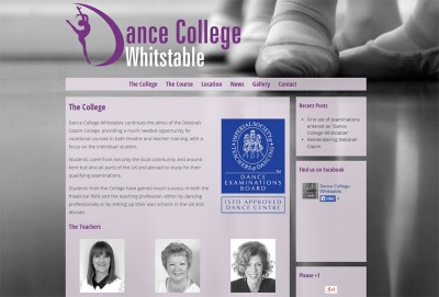 Dance College Whitstable