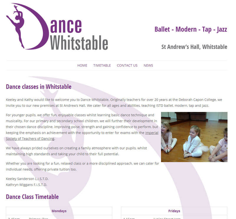 Dance Whitstable
