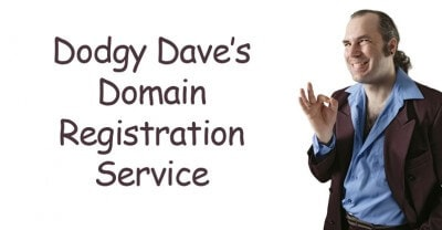 Psst. Wanna buy a domain name? (5 reasons buying extra domain names is a waste of money) 7