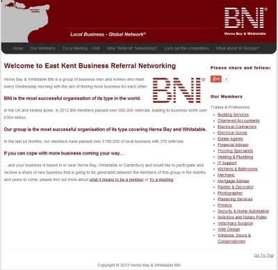 Herne Bay & Whitstable BNI