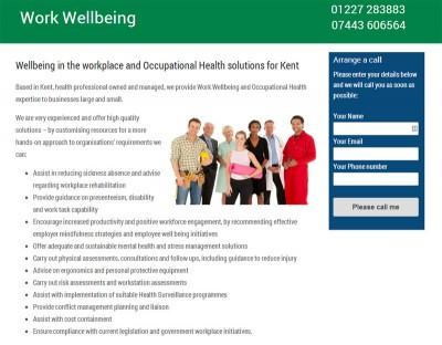 Work Wellbeing Kent