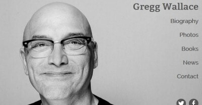 A new website for @GreggaWallace 7