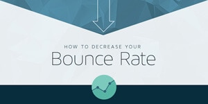 how to decrease bounce rate