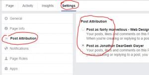 Post Attribution