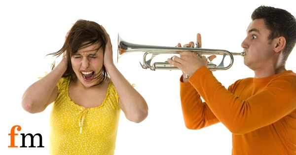Blowing our own trumpet