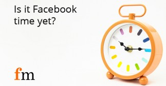 What are the best times to post on Facebook, Twitter etc?