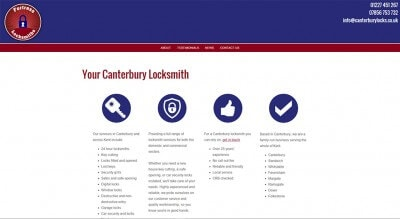 Canterbury Locksmith