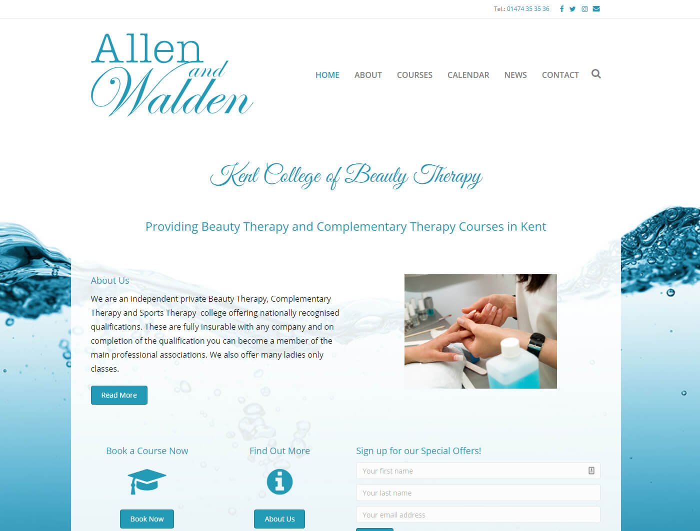 Allen & Walden