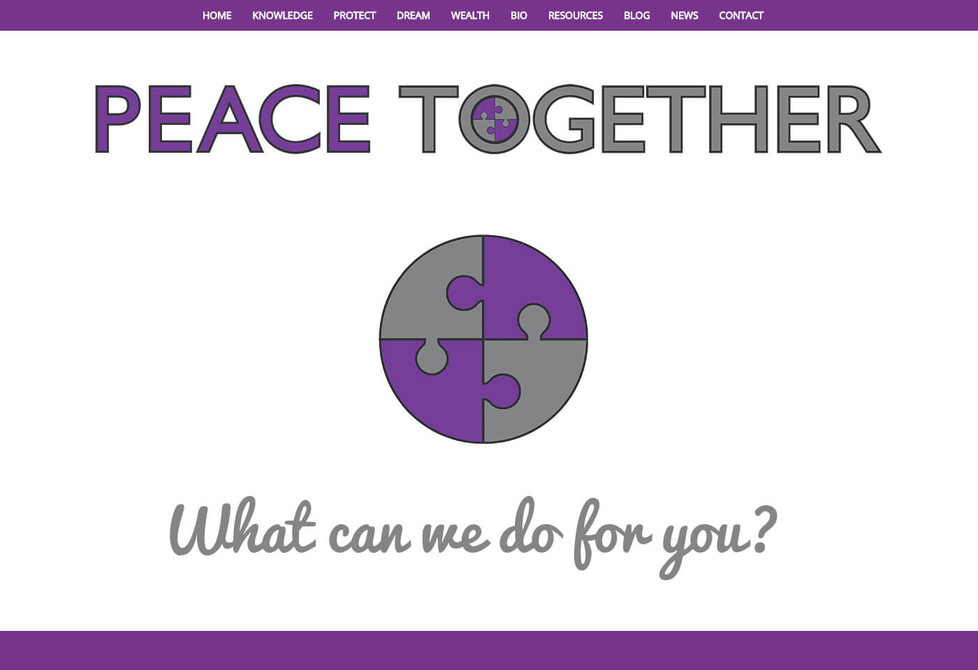 peacetogether