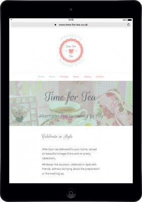 timefortea-tablet