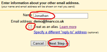 Using Gmail to Access Other Accounts 5