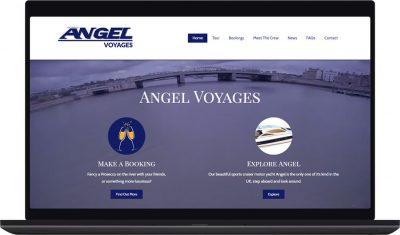 angel laptop