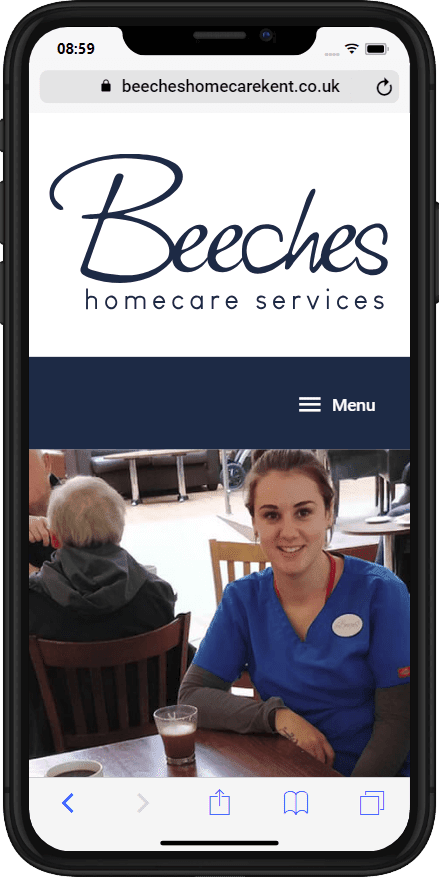 beeches-mobile