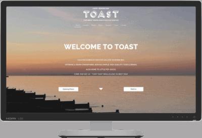 Toast desktop