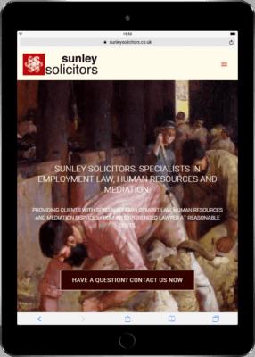 sunley tablet