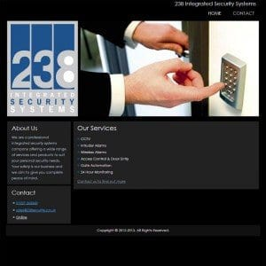 238 Integrated Security Systems