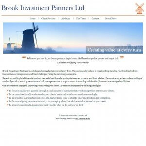 Brook Investment Partners