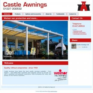 Castle Awnings