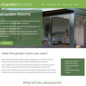 eGarden Rooms