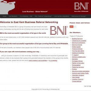 Herne Bay & Whitstable BNI