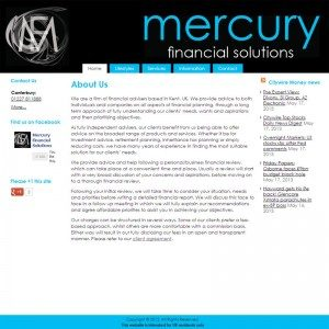 Mercury Financial Solutions
