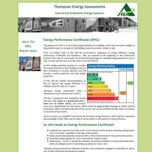 Thompson Energy Assessments