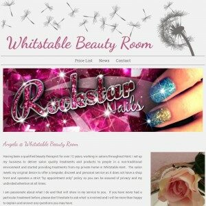 Whitstable Beauty Room